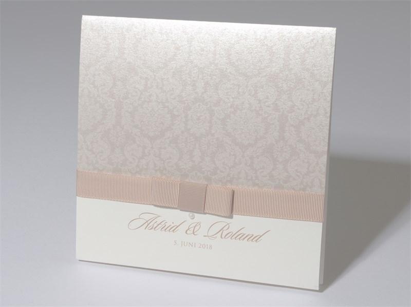 60 1315 Barock Band Perle Hochzeitskarten Familycards De