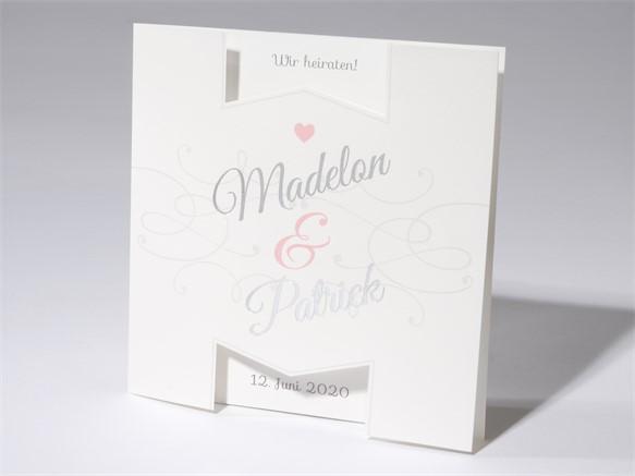 65 1656 Hochzeitskarte Namen Hochzeitskarten Familycards De